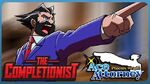 Phoenix Wright Completionist