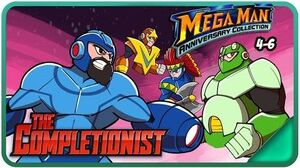 Mega Man 4, 5, & 6 - The Completionist Ep