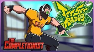 The Completionist - Jet Set Radio Screw hoverboards, I want MAGNETIC SKATES!
