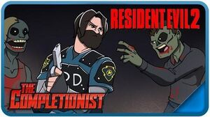 Resident Evil 2 - The Completionist Ep