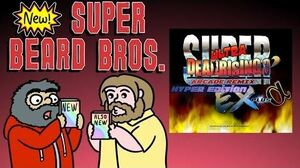 SUPER ULTRA DEAD RISING 3 ARCADE REMIX HYPER EDITION EX PLUS ALPHA - New Super Beard Bros