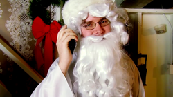 Santa Christ Son of The Mask