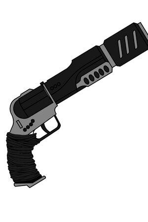 Union Arms Plasma Six-Shooter