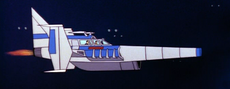 SuperFriends Space Ship1