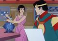 Laura working in Jor-El's lab