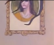 Painting of woman
