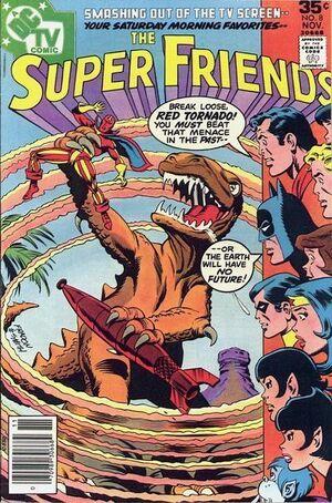 Super-friends 8 (cover)