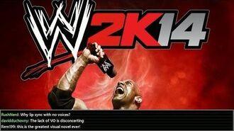Stream Friend - WWE 2K14 p.1