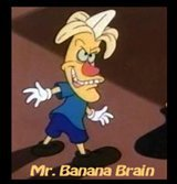 Mr Banana Brain