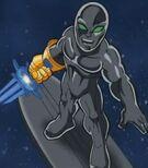 Dark Surfer