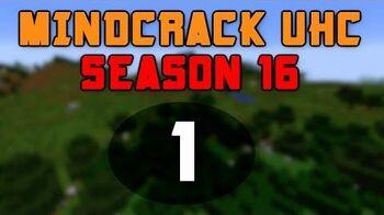 "Mindcrack UHC Season 16 Episode 01 ""Supplies for Daze"""