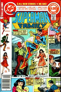 Superman Family 210