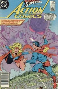Action Comics Issue 555