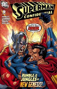 Superman Confidential 09