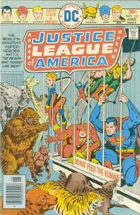 Justice League of America Vol 1 131