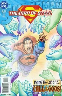 Superman Man of Steel 126