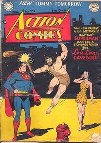 Action Comics Issue 129