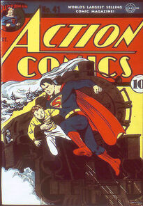 Action Comics Issue 41