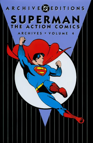 Archive Editions Action Comics 04