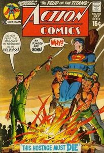 Action Comics Issue 402