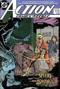 Action Comics Weekly 637