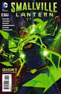 Smallville Lantern Vol 1 4