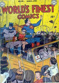 World's Finest Comics 039