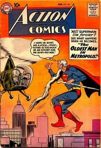 Action Comics Issue 251