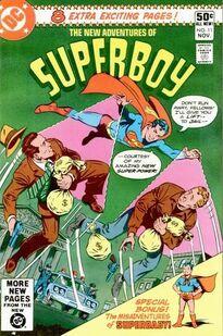 Superboy 1980 11