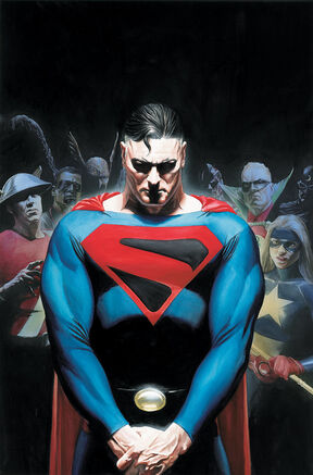 Superman Kingdom Come