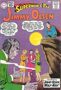 Supermans Pal Jimmy Olsen 052
