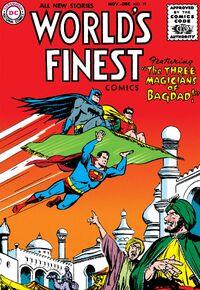 World's Finest Comics 079