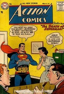 Action Comics Issue 225