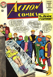 Action Comics Issue 318