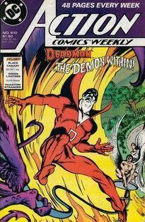 Action Comics Weekly 610