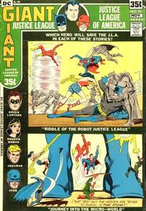 Justice League of America Vol 1 93