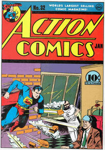 Action Comics Issue 32