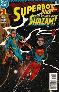 Superboy Plus 1