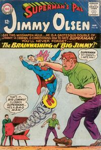 Supermans Pal Jimmy Olsen 090
