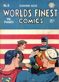World's Finest Comics 006