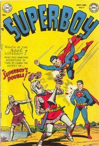 Superboy 1949 17