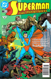 Superman Man of Steel 80