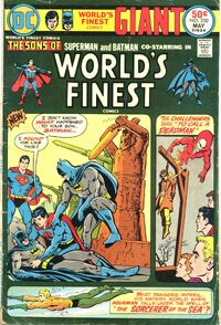 World's Finest Comics 230