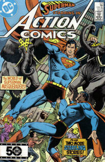 Action Comics Issue 572