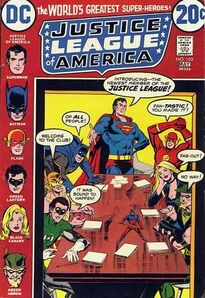 Justice League of America Vol 1 105