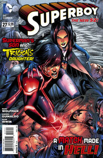 Superboy Vol 6 27