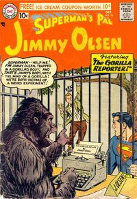 Supermans Pal Jimmy Olsen 024