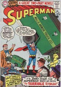 Superman Vol 1 182