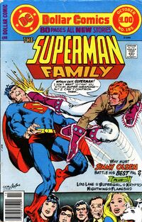 Superman Family 185