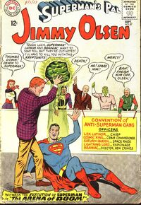Supermans Pal Jimmy Olsen 087